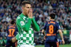 El Valencia se acerca a la Champions y aleja al Betis de Europa