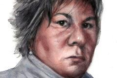 Dolores Vázquez, en la actualidad.