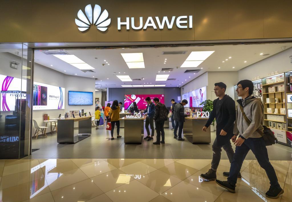 Huawei facturó 39 % más pese a las acusaciones espionaje