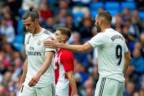 La luz de Benzema, las tinieblas de Bale