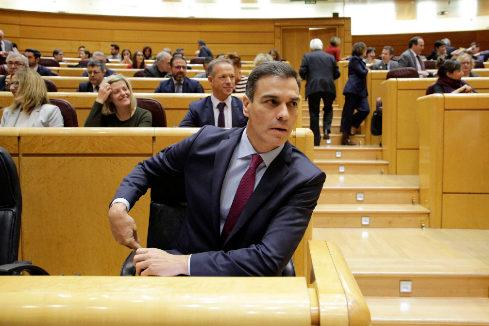 El PSOE controlará el Senado la próxima legislatura
