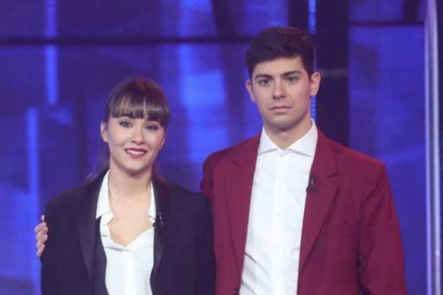 Aitana y Alfred de OT 2017, dos de los famosos que han caído en las...