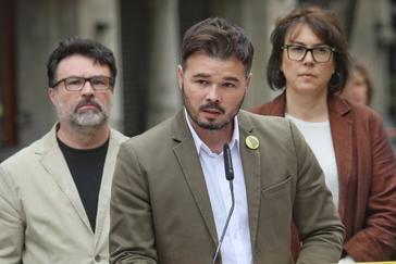ERC pide perseguir la apología del franquismo y derogar las injurias a la Corona