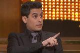 El humorista David Suárez en Late Motiv, programa en el que generó varias polémicas antes de acabar burlándose de las personas con síndrome de Down