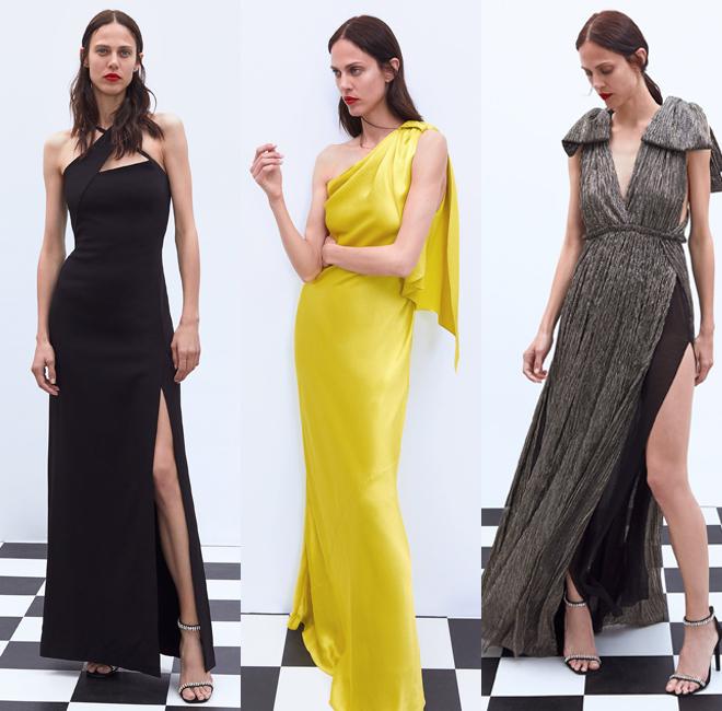 Una Roja Tiene De Vestidos Alfombra Más Zara Colección kZlwPXiuTO