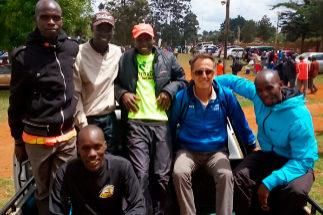 Así trabajan los agentes del atletismo: a la caza del talento africano