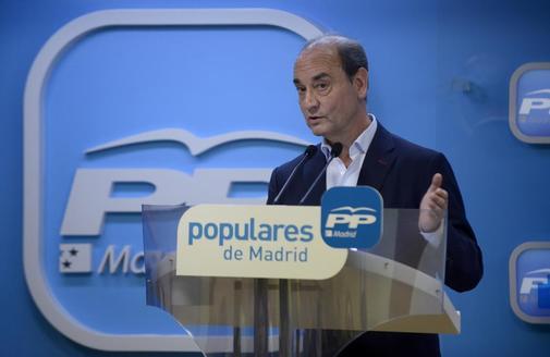El concejal Fernando Martínez-Vidal.