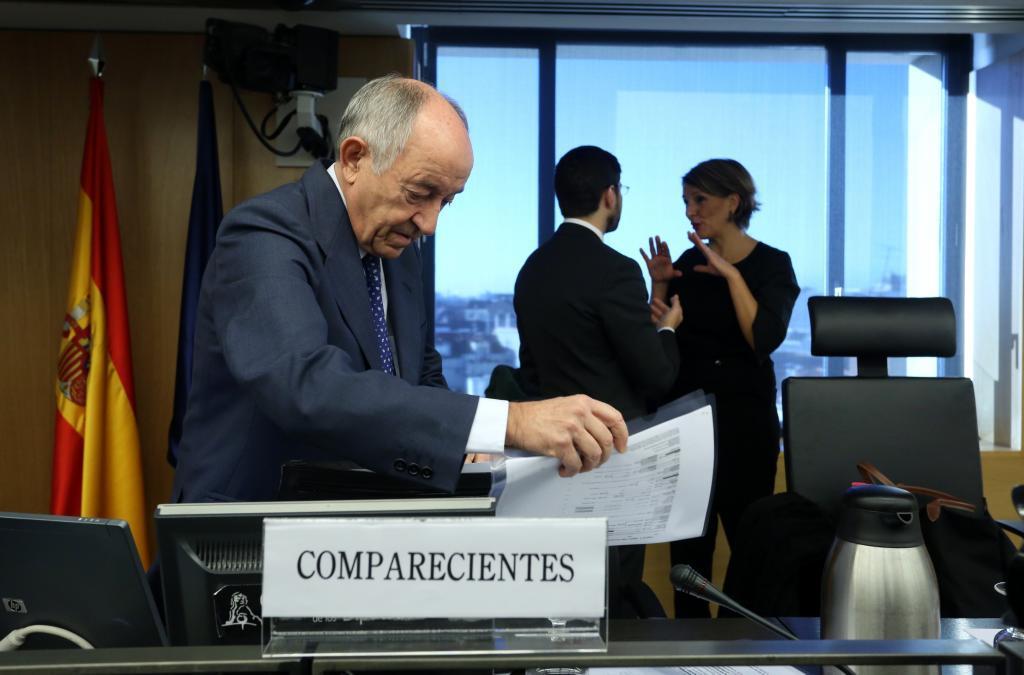 El ex gobernador del Banco de España, Miguel Ángel Fernández Ordóñez.