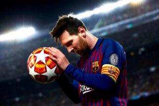 Messi, el mejor en su contexto