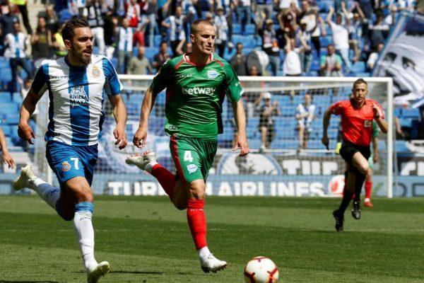 GRAF545. BARCELONA.- El delantero del RCD Espanyol <HIT>Borja</HIT>...