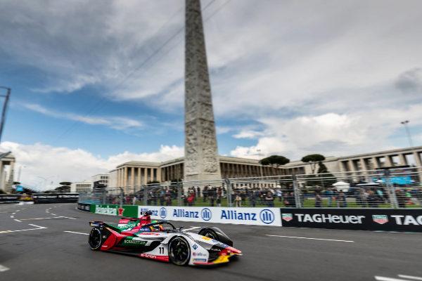 El e-Prix de Roma por dentro