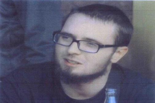 El preso yihadista, Sylvain Bretrand Guillaume Decker.