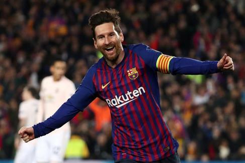 Gento, el último reto de Messi en la Liga