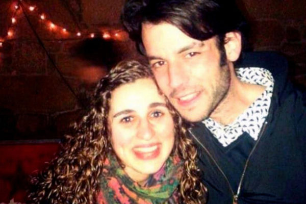 María González y Alberto Chaves.