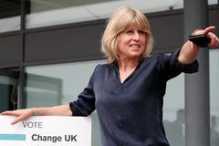 La hermana de Johnson, candidata del partido anti-Brexit