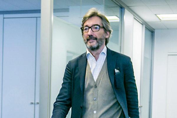 El presidente del PP de Álava, Iñaki Oyarzábal.