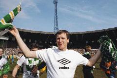 Billy McNeill, durante su etapa como entrenador del Celtic.