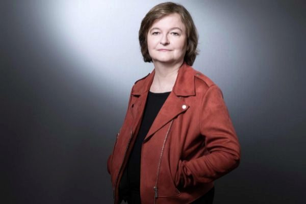 La número 1 de Macron para las europeas, Nathalie Loiseau.