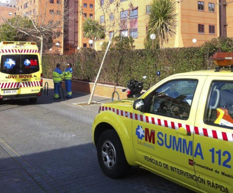 Dos unidades del Summa 112