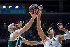 En directo: Panathinaikos - Real Madrid