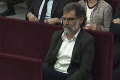 Jordi Cuixart anuncia que espera su segundo hijo