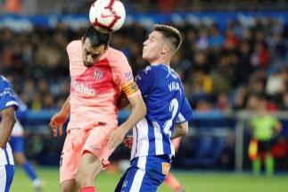 """Busquets: """"Prefiero ganar la Liga en casa"""""""