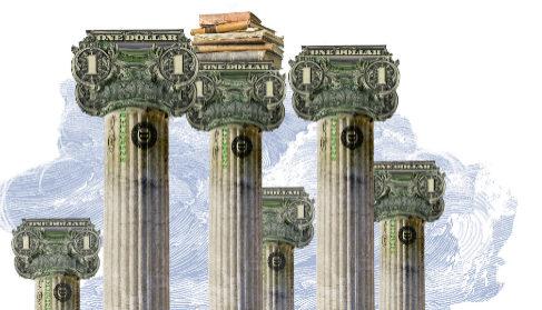 Ni filántropos ni mecenas: por qué los millonarios españoles pasan de la Universidad