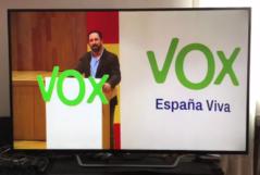 La propaganda de Vox inunda la principal web de películas pirata