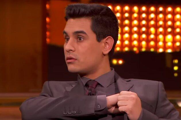 El humorista David Suárez en Late Motiv, programa del que fue...