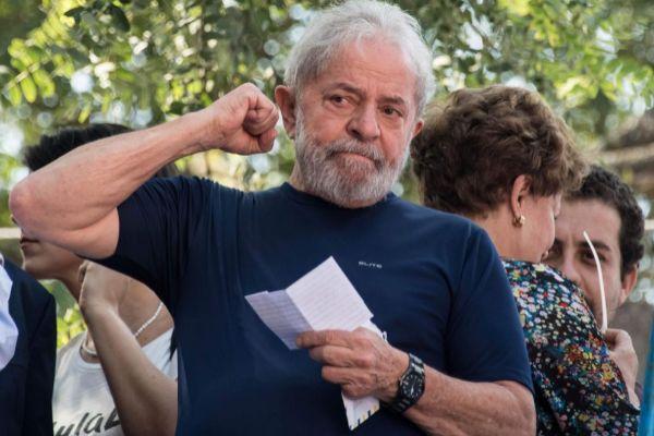 El ex presidente brasileño Lula da Silva.