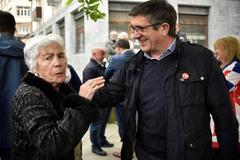 """López: """"PP y Cs quieren meter en el Gobierno a quien quiere volver a catacumbas"""""""