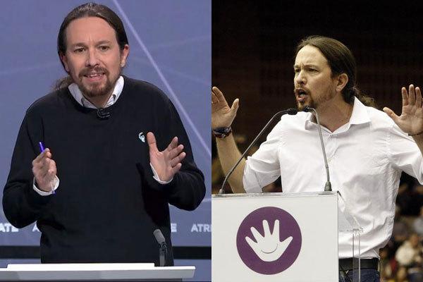 091da3e5 El líder de Podemos en 2019 (izqda.) y en 2014. EL MUNDO 113 comentariosVer  comentarios. 198 Revolt Clothing, la marca ...