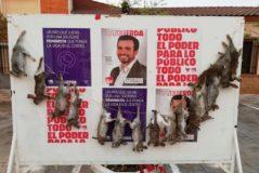 La fotografía que Alberto Garzón ha colgado en su cuenta de Twitter.