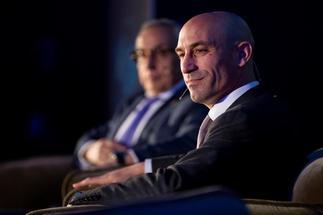 """Luis Rubiales reconoce que la Supercopa en Arabia Saudí es """"una opción"""""""