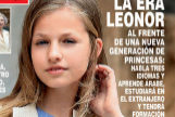 Comienza la era Leonor