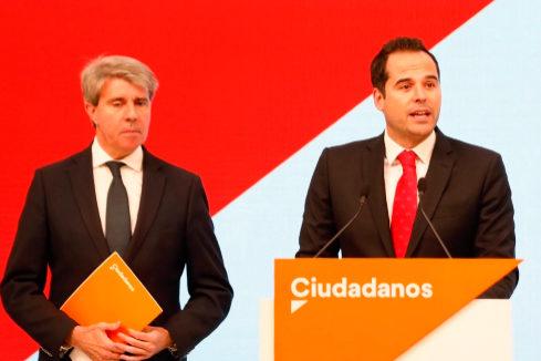 Golpe de efecto de Rivera: ficha al ex presidente de Madrid y número 4 del PP en las Europeas,  Ángel Garrido