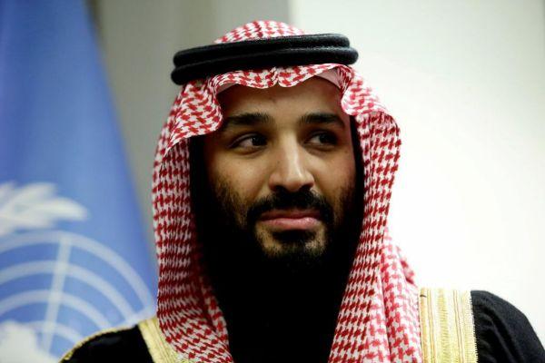 El príncipe heredero de Arabia Saudí, Mohammed bin Salman.