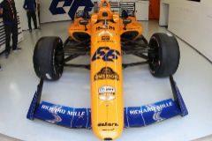 """Alonso, en Indianápolis: """"Partimos de cero a nivel técnico"""""""