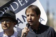 Cristiano Brown, portavoz de UPYD.