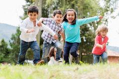 Primeras recomendaciones de salud para los niños menores de cinco años