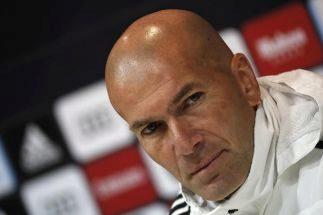 """Zidane mantiene el enigma de la portería: """"Lo voy a decidir yo"""""""