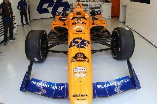 "Alonso rueda hoy de nuevo en Indianápolis: ""A nivel técnico partimos de cero"""