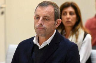 Rosell estudia una querella contra la juez Lamela por sus 21 meses en prisión