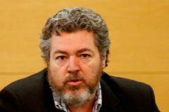 Juantxo López de Uralde, cabeza de lista de Álava de Elkarrekin Podemos.