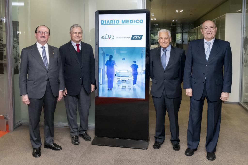 Los ponentes Alejandro Braña, Fernando Carballo, Miguel Carrero y Luis Miguel Tobajas