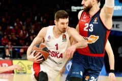 El CSKA complica la Final Four al Baskonia