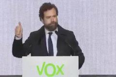 El monólogo del vicesecretario de Vox que está triunfando en las redes