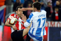 El Athletic exprime la nada