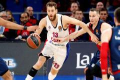 El Baskonia pierde el rumbo ante un CSKA con más poso