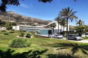 El Hospital Vithas Xanit de Benalmádena se ampliará con un nuevo edificio de más de 11.000 m2